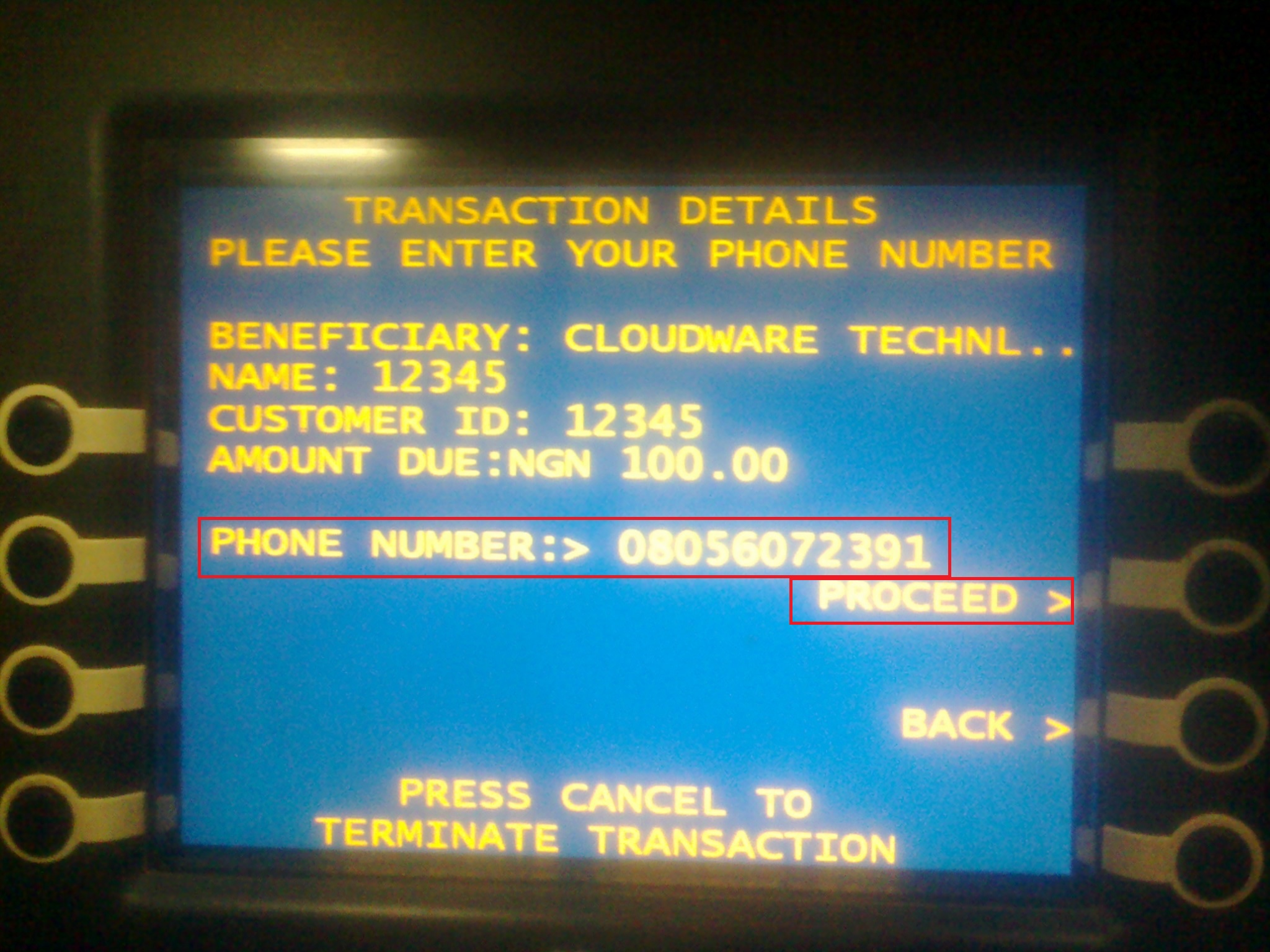 how to buy atm machine