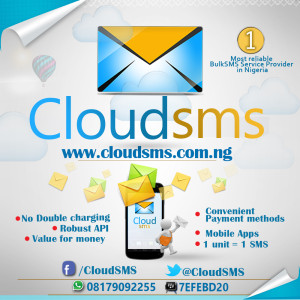 Most reliable BulkSMS service in Nigeria